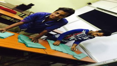CADENCE BHILAI- MALL MERCHANDISING BY STUDENTS