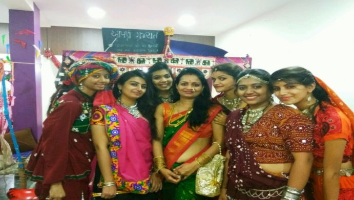 Indian Cultural Festival At Cadence Academy- Wardhaman Nagar, Nagpur