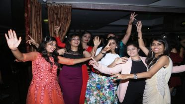 FRESHER'S PARTY 2017 AT CADENCE  ACADEMY, Dharampeth